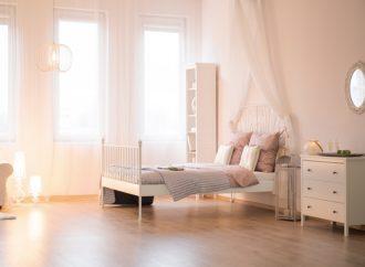 Łóżko składane